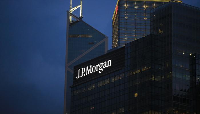 JP Morgan Q2 figures beat expectations