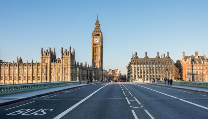 The UK undergoes the third lockdown