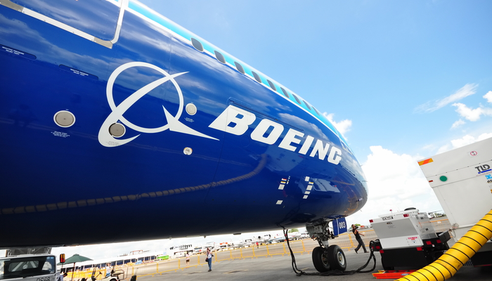 Mixed bag for Boeing
