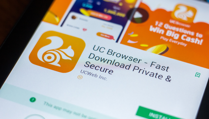 Alibaba's browser removed from Chinese app stores