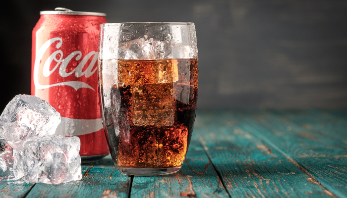 Positive Q1 figures for Coca-Cola