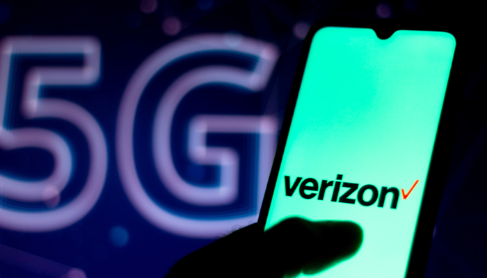 Better-than-expected total operating revenue for Verizon