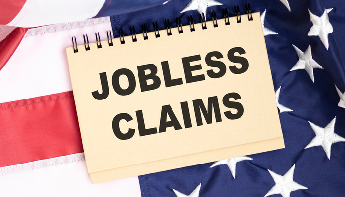US Jobless Claims decreased for the third consecutive week