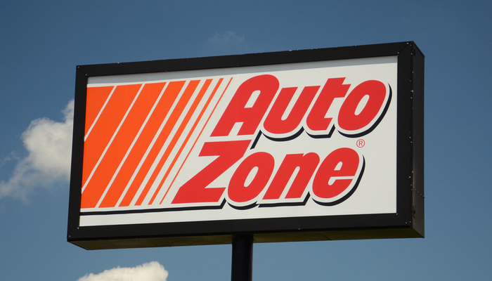 AutoZone posts stronger-than-expected profit & sales