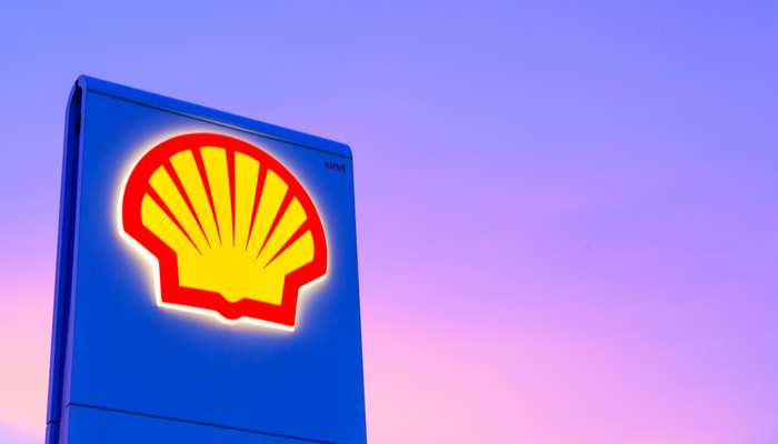 Surprising figures for Royal Dutch Shell