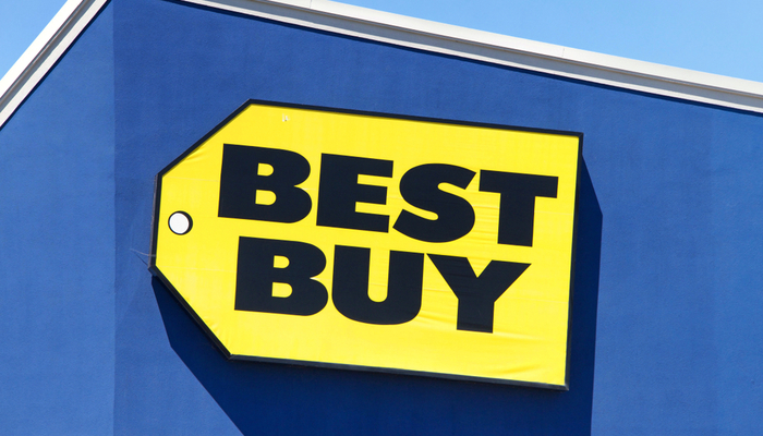 Best Buy shares jump on earnings beat