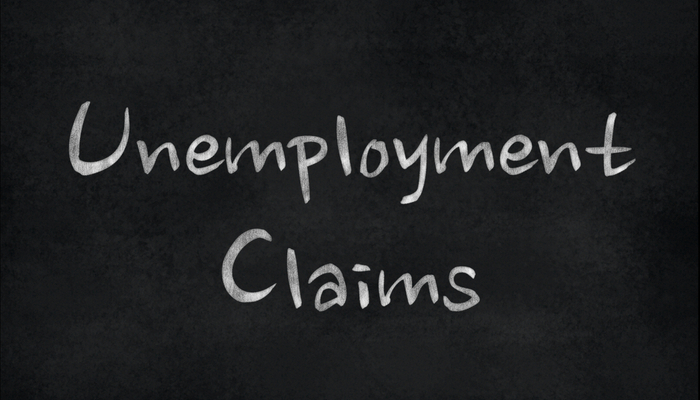 Unexpected rise in unemployment claims